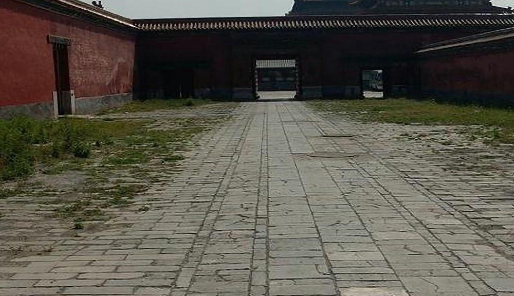 """故宫里的""""冷宫"""",为什么禁止游客进去参观,真的是因为有人?"""