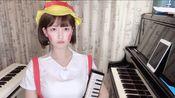 【钢琴&口风琴】樱桃小丸子!! 刻在DNA里的旋律系列1.0