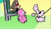 《憨豆先生动画版 普通话》设定真不错,大家都在讨论