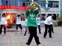 南京一中高二八班学农甩葱舞