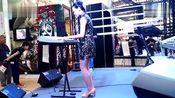 2012上海国际乐展YAMAHA展区现场演出:KB290《最炫民族风》中国电子琴信息网