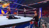 WWE摔小辉:夏日狂潮大赛-李科学VS AJ斯泰尔斯,全美冠军!