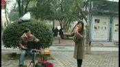 2020年1月22日中山公园《越剧》桥亭三月春光好,林美演唱,甬闻录制。