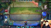 【lor海马懒人1月30日】ez套天梯构筑实录,英雄联盟卡牌lor符文之地传说游戏视频Legends of Runeterra