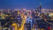 地图里看区域发展,湖南省长沙市城市建设进程