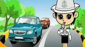 2014最新驾驶证B2.C1科目三-限速通过限宽门(流畅)