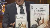 【西班牙语脱口秀·内嵌西语字幕】作家Carlos Ruiz Zafón 卡洛斯·鲁依斯·萨丰 《风之影》La sombra del Viento 访谈