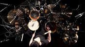 黑金镲片麦尔MEINL Classics Custom Dark架子鼓演奏试听