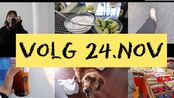 should vlog 24.Nov/instax拍立得/everyday OOTD/yoghurt&oatmeal&avocado健康早餐/脏茶/来伊份