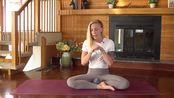 【拉伸】按摩球(瑜伽球,筋膜球)臀部+大腿使用教程——筋膜放松(无字幕)