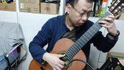 20200218塞戈维亚吉他教本练习曲第8课No.8 P43