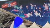一样VLOG5 首尔24小时能做些什么 | SuperShow8 演唱会 | 自己烤面包的咖啡馆 | 罗pd脑残粉上线