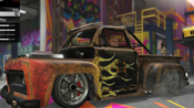 Grand Theft Auto V 班尼车坊改车实况--第十三期-威皮·斯拉姆万 -Ford经典皮卡