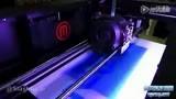 3D打印机制作Lumia 820后盖演示