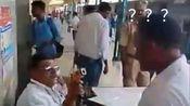 印度人是这样在火车站防疫量体温筛查的