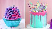 如何装饰2020年的神奇蛋糕|为孩子制作可爱的蛋糕装饰创意【Delicious Cakes】 - 20200222