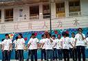 2014四川省宜宾市宜宾县白花镇永远小学九年级二班毕业表演---朋友
