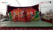 潍坊高密茂腔演出,戏台搭在村头,百姓听到心里头