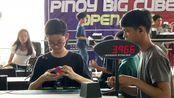 Brenton Wong三阶官方平均6.84秒 使用魔方:威龙GTS3M