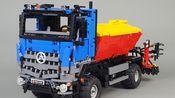 【乐高搬运】LEGO乐高 Mercedes Arocs 2042