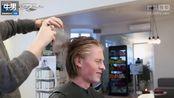 【牛男外形】男星克里斯·海姆斯沃斯的男士长发发型