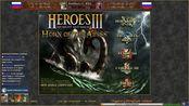 【英雄无敌3_Jebus Imperator I】Yar(红沼泽-5500) vs Redwhait(蓝城堡+5500), Jebus King 2.42d