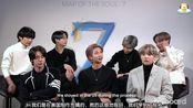 【心动中字】200223 BTS Billboard 采访