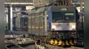 【铁路】远距离拍摄 HXD3C牵引25G+25B达州站发车