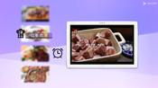 华为(HUAWEI)M5青春版 平板电脑 10.1英寸安卓二合一4G八核全网通话平板pad 金色 4 64G全网通 配智能语音底座