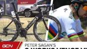 【GCN】Peter Sagan's S-Works Venge Vias   Tour Down Under 2018