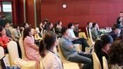 第15届全国中西医结合医学美容大会 任学会做自体脂肪移植学术演讲