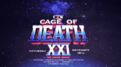 CZW Cage Of Death XXI 2019.12.14