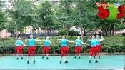 周思萍广场舞《笨儿舞》健身舞