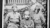 拍摄于回到日本奈良老家的段桑(啊段),在死去战友与过世亲人的墓碑前祭祀(长跪不起)