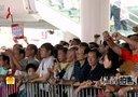 """[拍客]""""启丰二号""""保钓船抵达香港尖沙咀码头"""