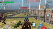 战争机器人 Just vs CHN(主力不全)两局 20200112