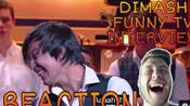 这封面笑死我了【迪玛希】Dimash Kudaibergan - 幽默访谈+ 歌剧2 - REACTION