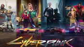 Cyberpunk 2077 赛博朋克2077 2018 E3 宣传CG 4K 60帧