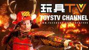 TOYSTV「爆玩具」 玖安工作室 1/6 和歌山之鹿 可动人偶开箱