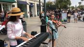 Let It Be - Beatles - Karolina Protsenko - Violin and Piano