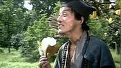 济公:济公拜访富贵员外,竟被拒之门外,济公直接摘朵花传音!