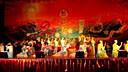 山西财贸职业技术学院2013年元旦晚会经济贸易系舞蹈《春天的祝福》