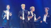 20200118【WINNER吉隆坡con】EMPTY mino直拍 逐渐四个哥哥都不知道该录谁了 都太可了