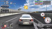 【无翼R35特辑】福冈高速TA 3'28.886 模拟器上扭着扭着就撞了