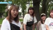 在东京中野地区调查大学生的偏差值!明治大学、早稻田大学、帝京平城大学。