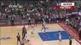 [NBA]布兰德助攻 卡罗尔三分线外跳投得3分