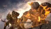 最终幻想14 伊甸零式四层e4s开荒通关实录 骑士视角