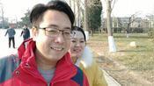 年关将至小两口去赵州桥一日游,冬日虽冷暖阳相伴,自夸拍照专业