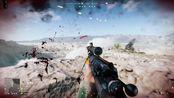 【战地5 BF5】多人模式狙击手玩Krag-Jorgensen:征服 岩漠 第2集[4K][ATM]