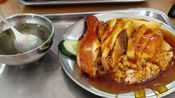 【漳州美味鸡饭】全漳州仅此一家,好吃的秘诀在于酱汁,小伙:真香